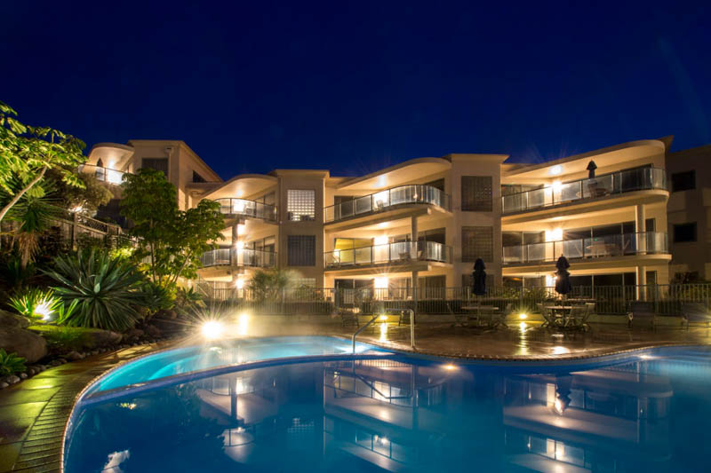 The Reef | 3 Bedroom Poolside Apartment