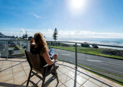The Reef | 3 Bedroom Top Floor Beachfront Apartment