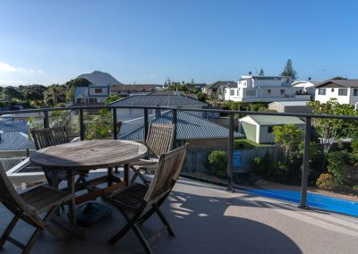 The Reef   2 Bedroom Poolview Apartment   Outdoor Dining